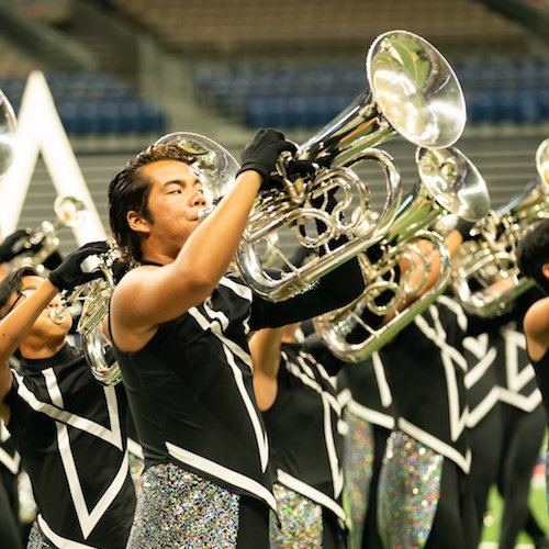 Pacific Crest Sponsor - Drum and Bugle Corp. Diamond Bar, CA