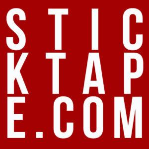 sticktape- sponsor of Pacific Crest Drum & Bugle Corps.