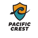 Pacific Crest Drum And Bugle Logo