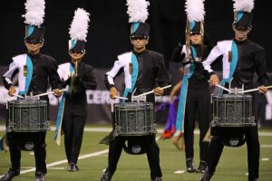 Pacific-Crest Drum And Bugle Feature